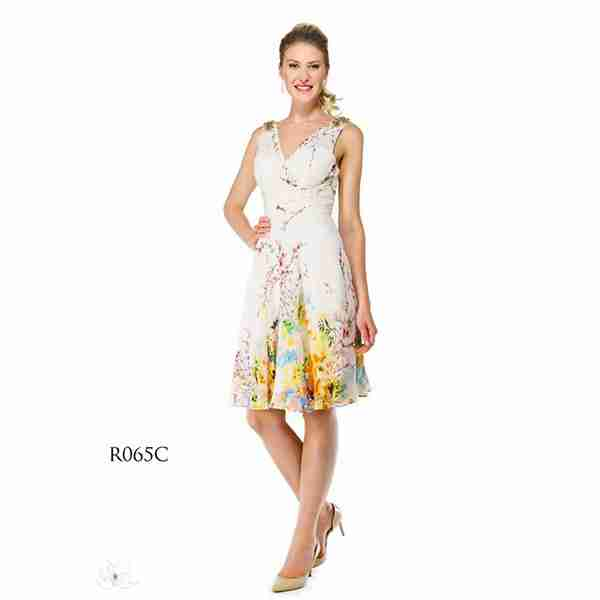 Flower Dress Image