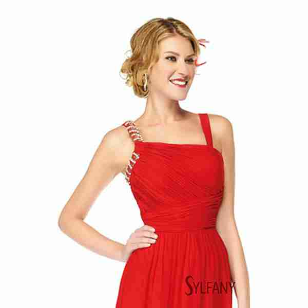Red Dress Image