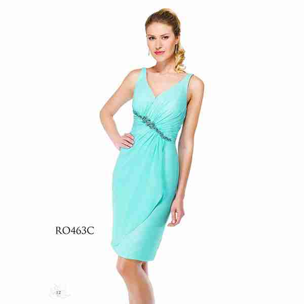 Light Blue Dress Image