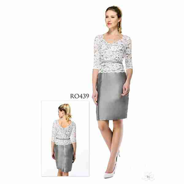 Silver Dress Image