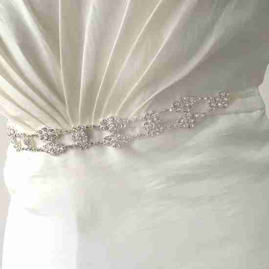 lbe313-narrow-diamante-chain-organza-belt_72px