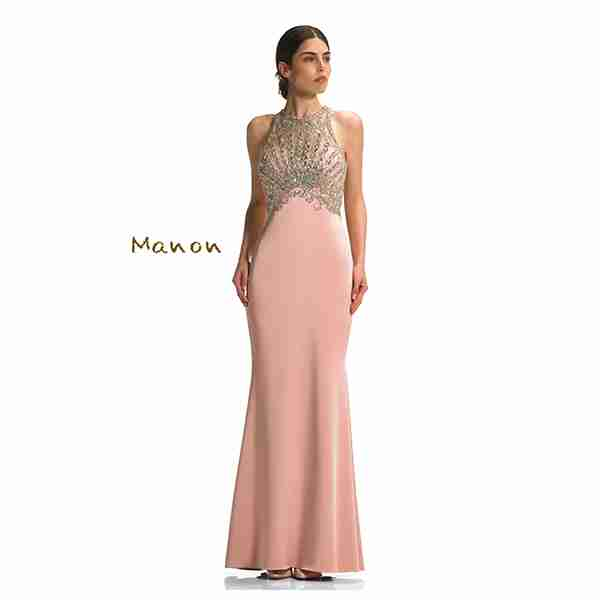 Manon Pink Dress Image