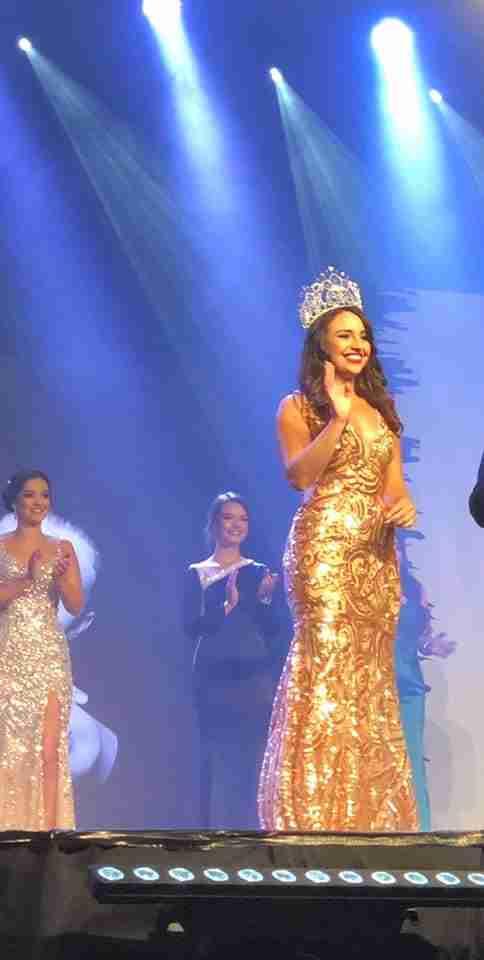 Star Farrugia Miss Gibraltar 2018