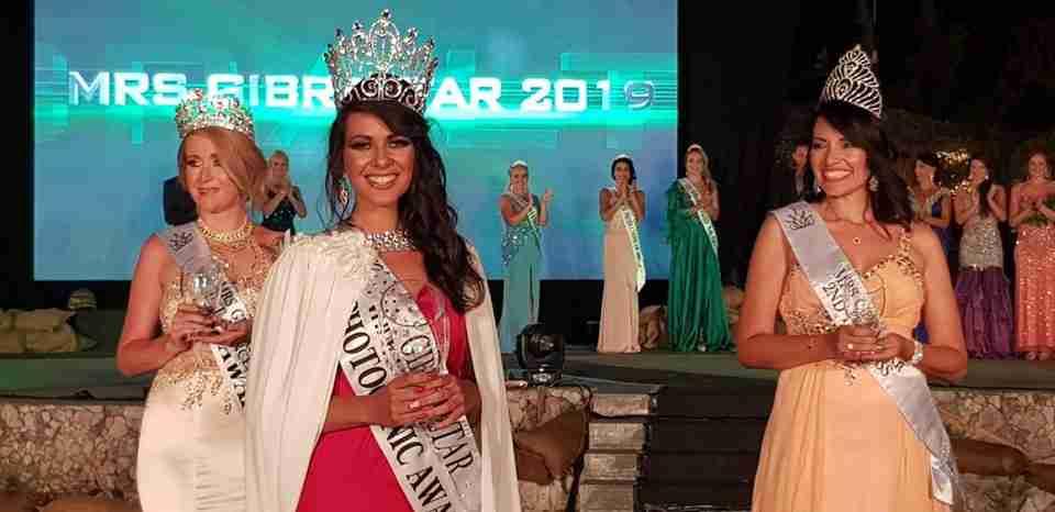 Mrs Gibraltar 2019