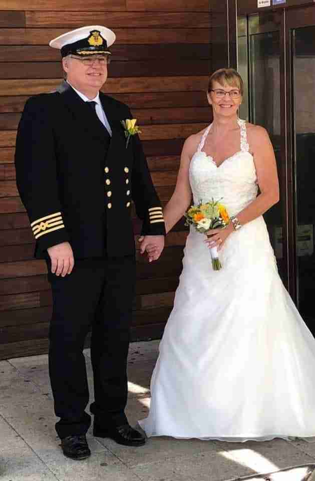 Mr & Mrs Adams